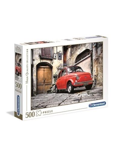 Clementoni 500 (500 parça) Renkli